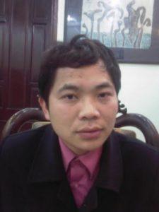 Anh Nguyễn Duy Hoàng trước và sau khi điều trị